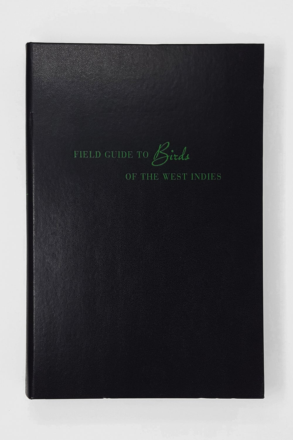 Image of Taryn Simon - Field Guide to Birds of the West Indies / 78 € - 20 %
