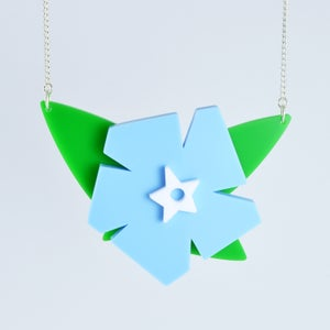 Image of Periwinkle Necklace