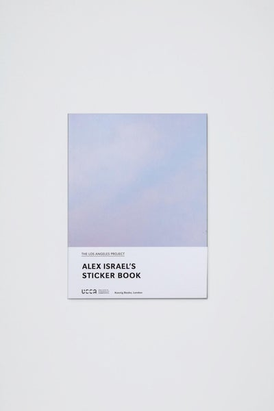 Image of Alex Israel - Stickerbook