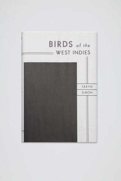 Image of Taryn Simon - Birds of the West Indies - 50 € - 20 %