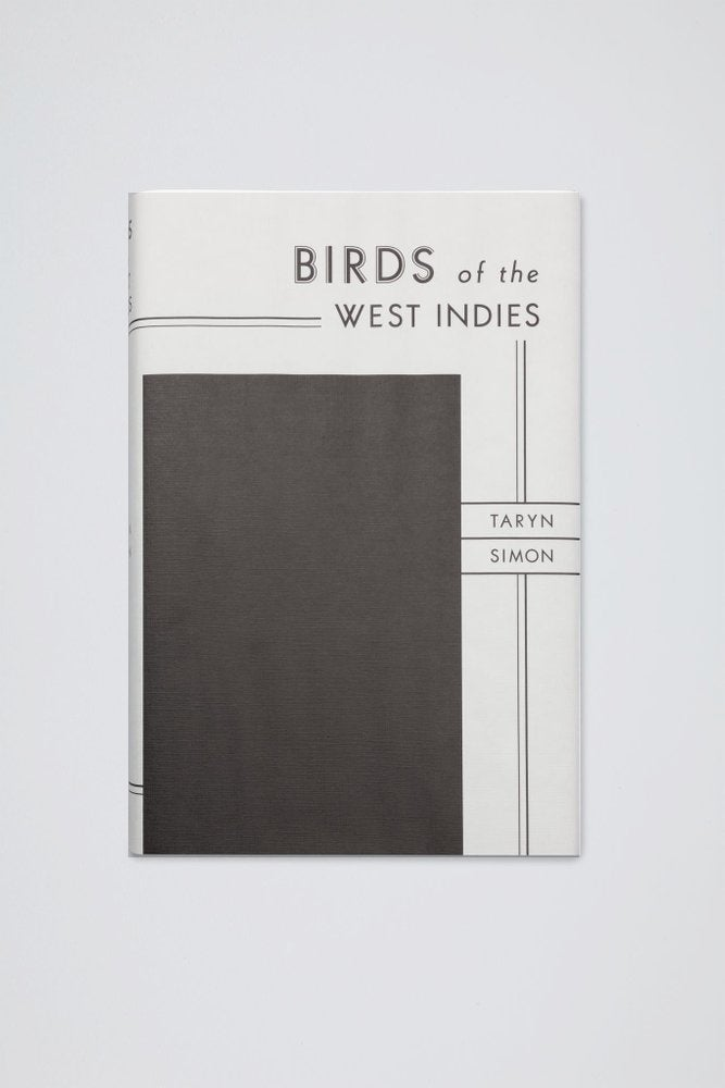 Image of Taryn Simon - Birds of the West Indies / 50 € - 20 %