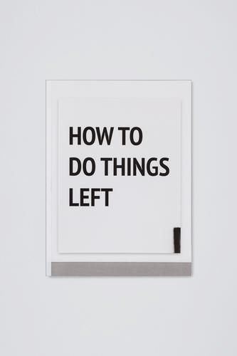 Image of David Ostrowski - How to do things left