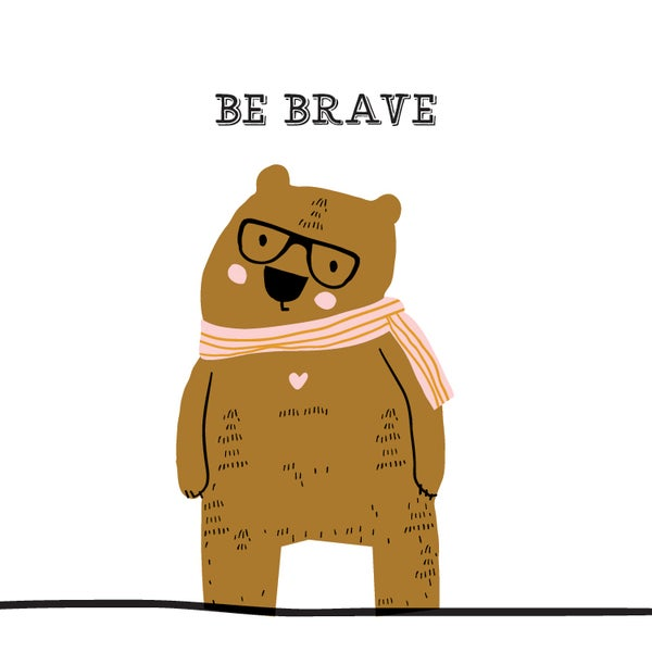 Image of Be Brave Bear
