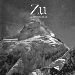Image of Zu - Carboniferous - Cd Digipak