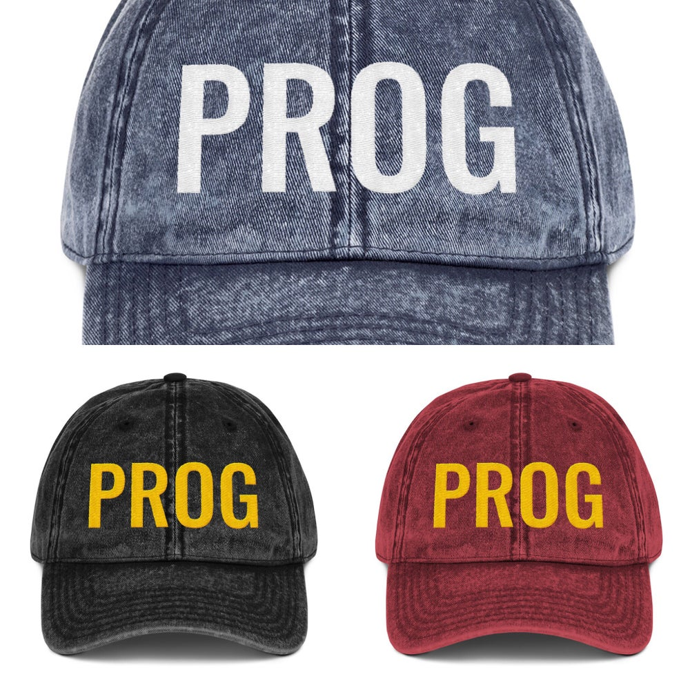 Image of PROG Vintage Dad Hat