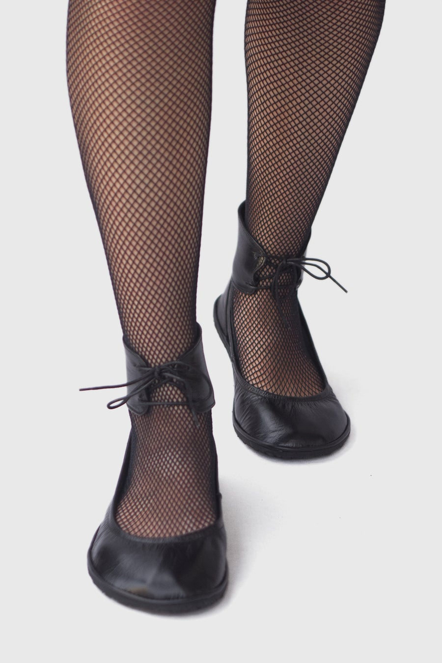 Image of Doll Ballet flats in Black