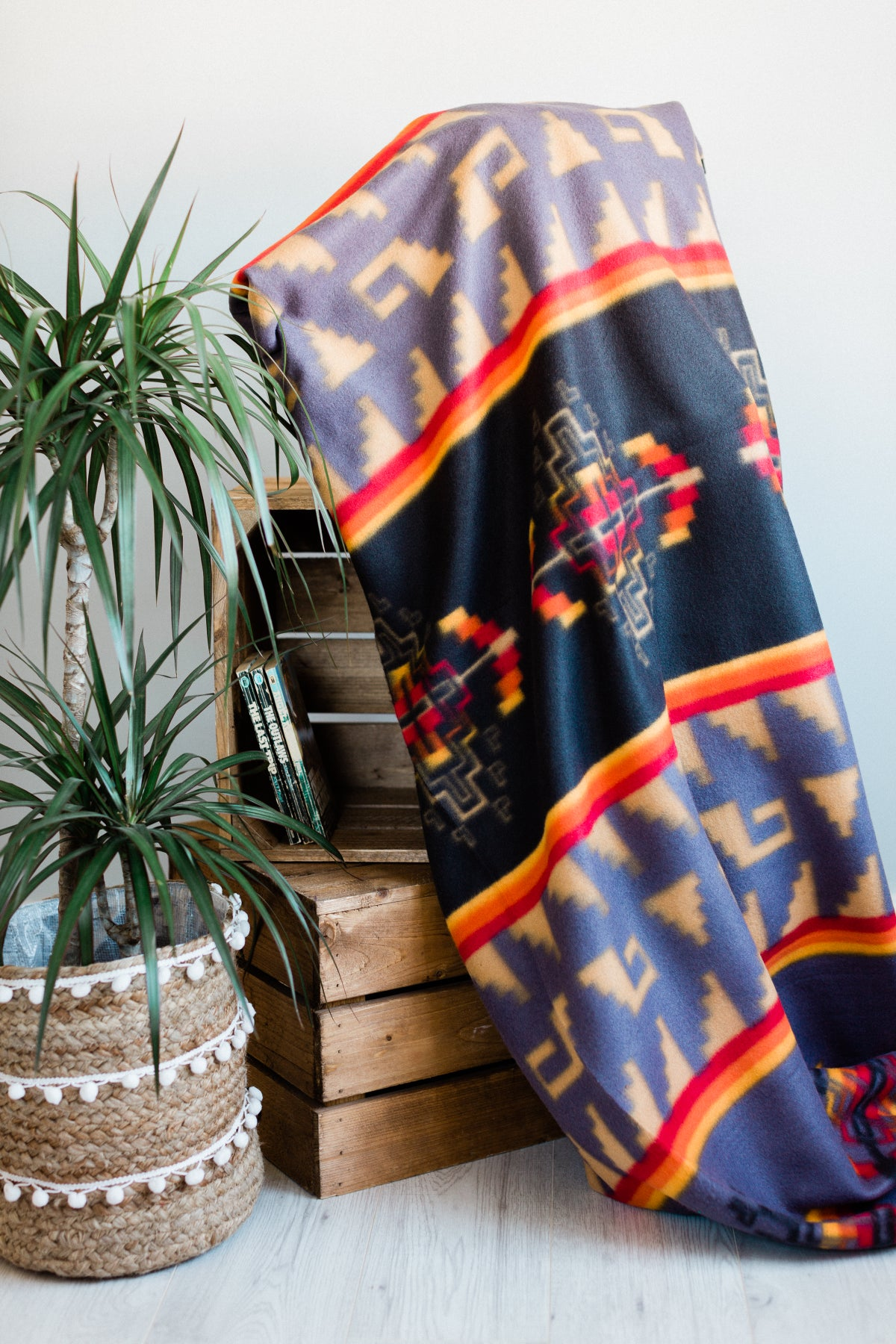 Image of Saguaro Camp Blanket