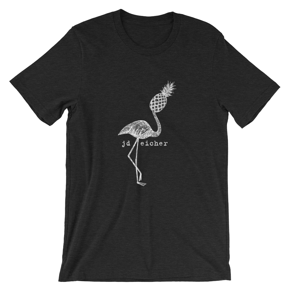 Image of Flamingo T-Shirt (Unisex)