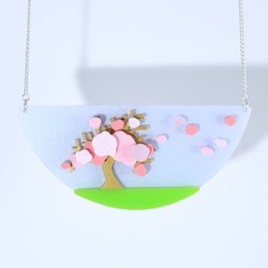 Image of Blossom Tree Necklace