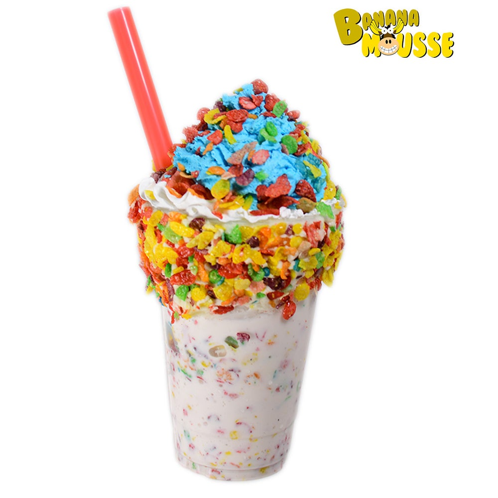 Image of Fruity Pebbles MousseShake