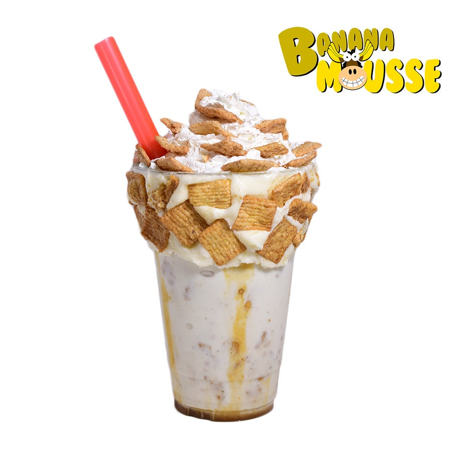 Image of Cinnamon Toast Crunch MousseShake