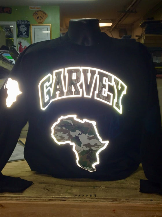 Image of GARVEY CAMO 3M™️ SweatShirt