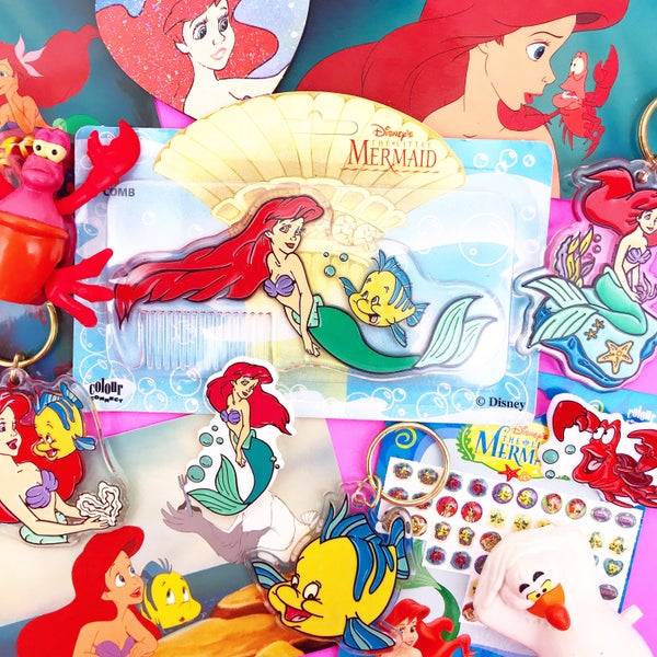 Image of Little Mermaid Mystery Box