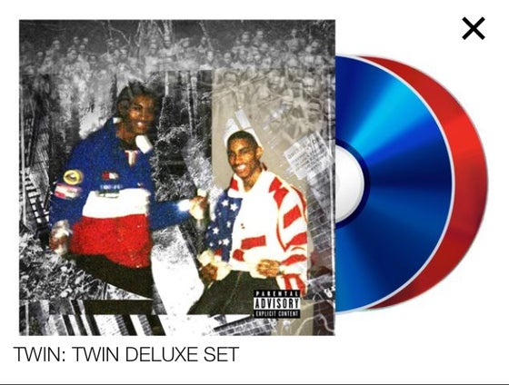 Image of TWIN the ALBUM (Double CD)