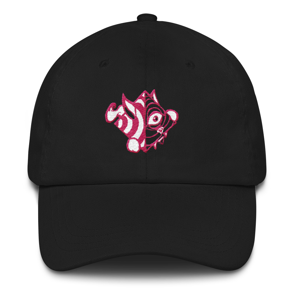 "Image of ""All-seeing PyraKitty"" Dad Cap"
