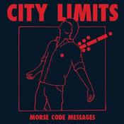 "Image of MB011 / QMR7907 : The City Limits – Morse Code Messages E.P. 7"""