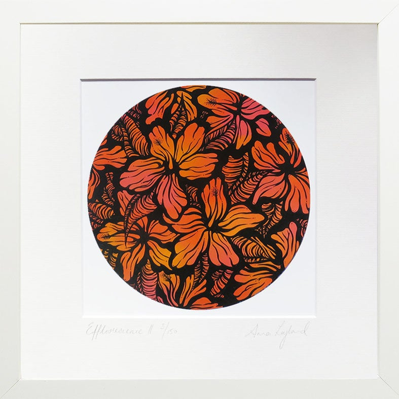 Image of 'Efflorescence' Series - Limited Edition Prints