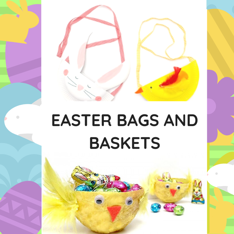 Image of Easter Bags and Baskets Thursday 18th April 1 -4
