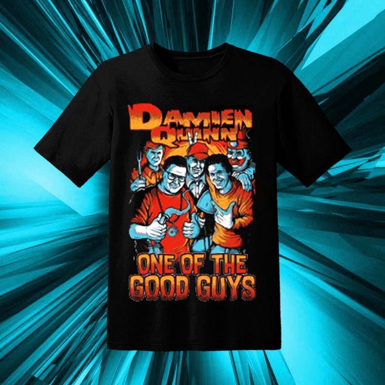 Image of Damien Quinn: One of the Good Guy Tall Tee