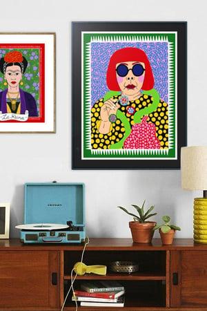 Image of Yayoi Fine Art Print