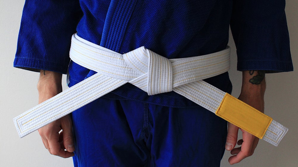 Image of JIU-JITSU OF ONE 結束 WHITE BELT