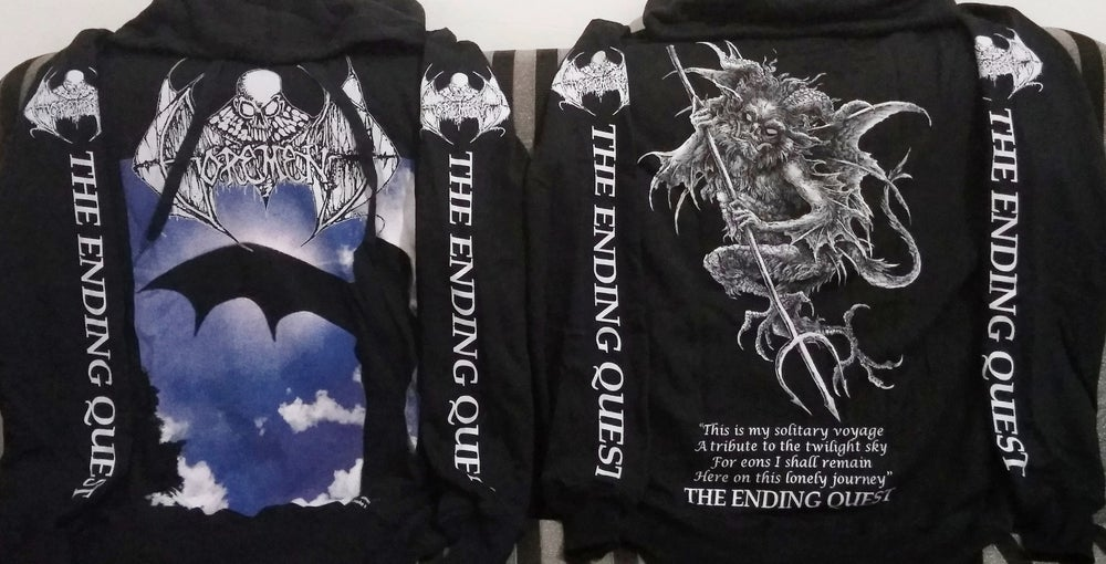 "Image of GOREMENT ""The Ending Quest"" 1994"