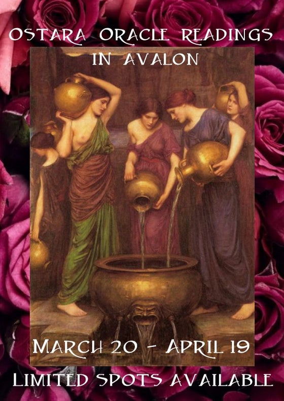 Image of Ostara Oracle Readings in Avalon