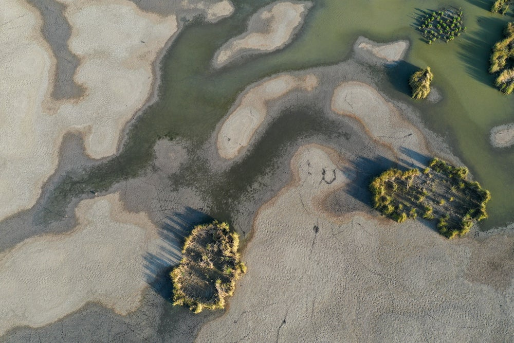 Image of Macquarie Marsh Drone 1 and 2