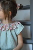 Image 2 of robe de nuit lange et liberty cupcake