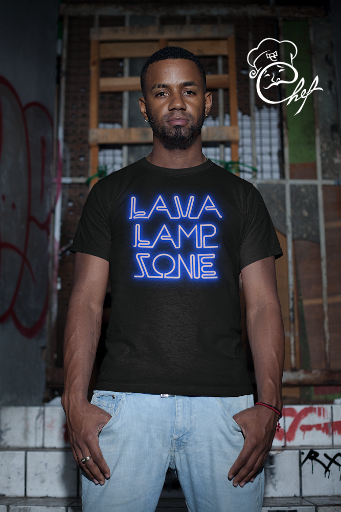 Image of Lava Lamp Zone Neon Tees (Multi Color Options)