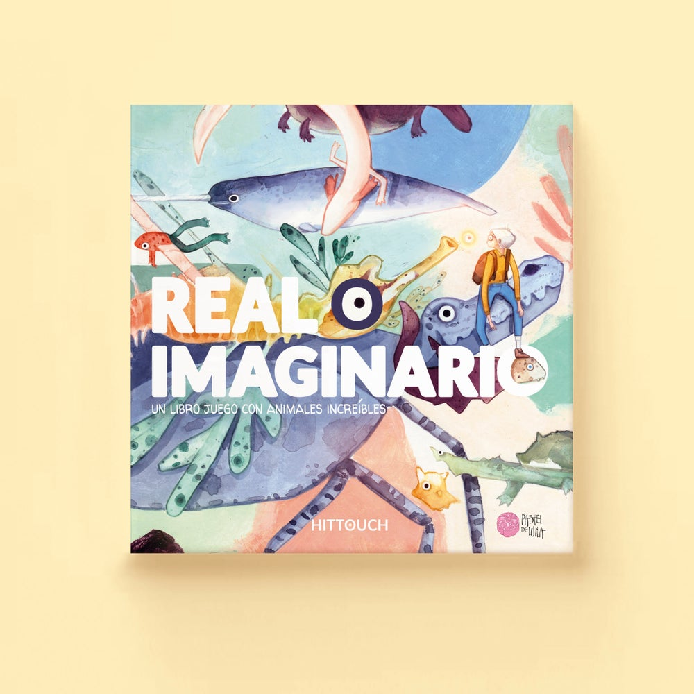 Image of REAL O IMAGINARIO book