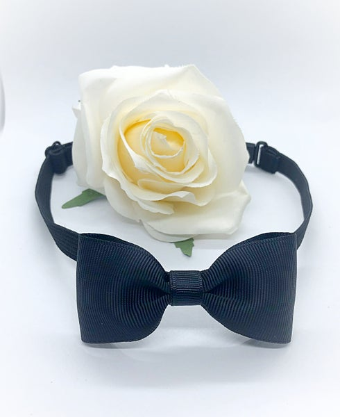 Image of Black Bowtie