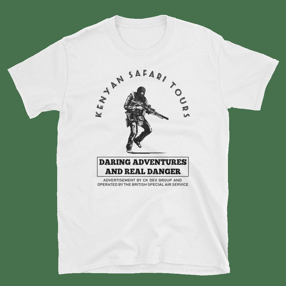 Kenyan SAS Safari Shirt