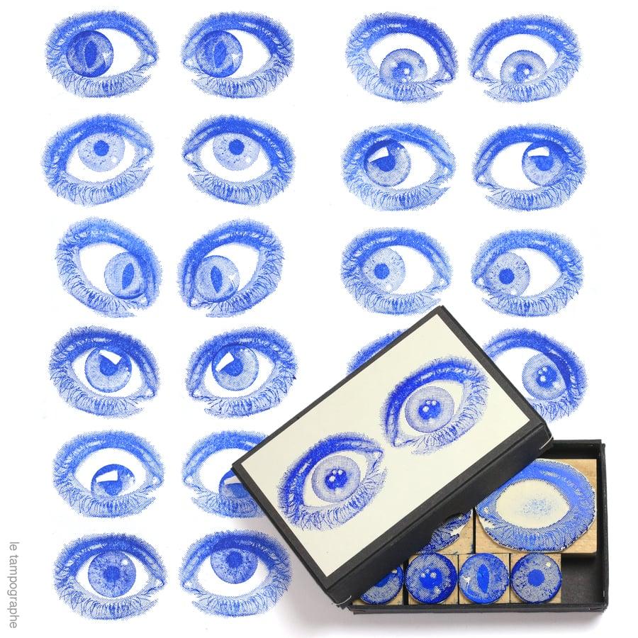Image of Yeux-Eyes