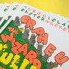 ORPHEU/BULLION party poster
