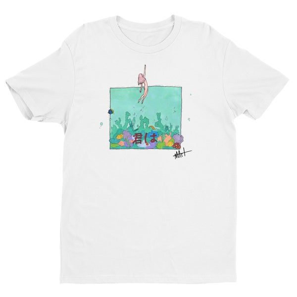 Image of Journey I T-Shirt White