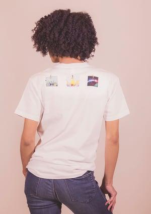 Image of Journey I T-Shirt White