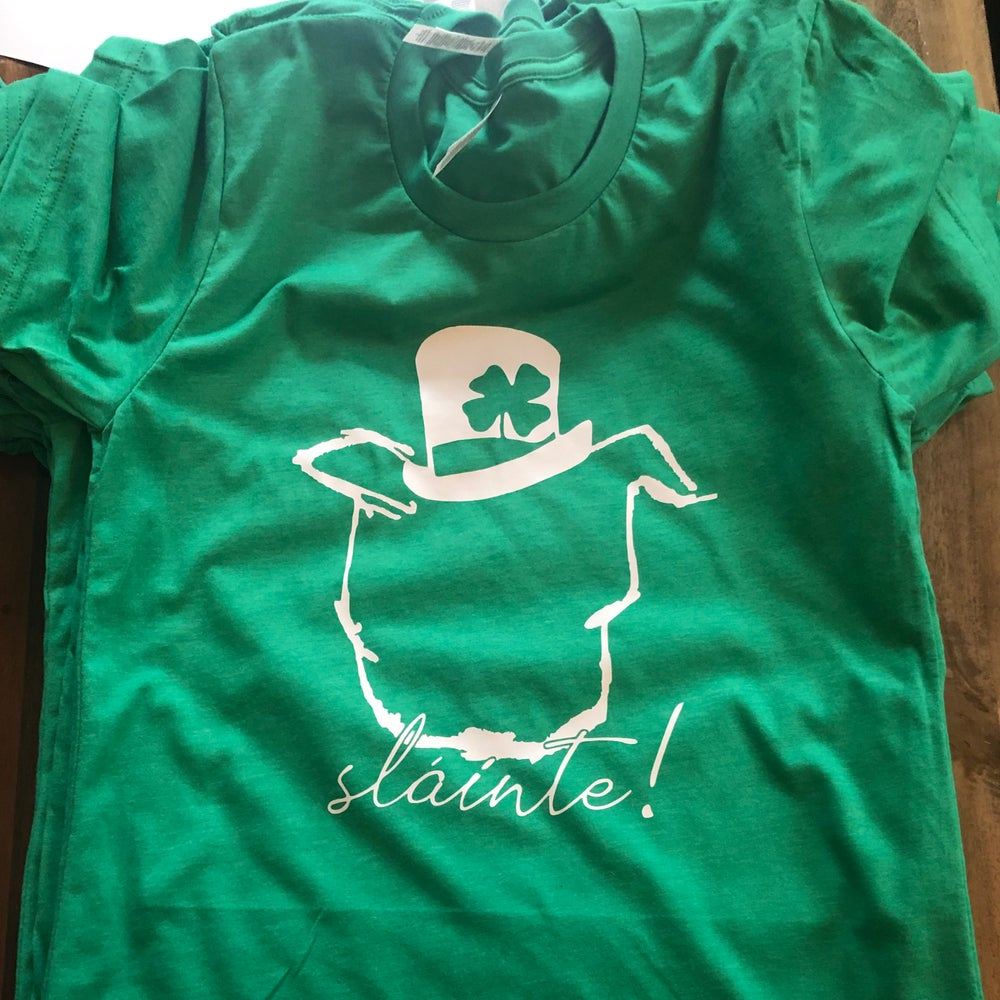 Image of *Limited Edition* Slàinte to our Survivors tee!