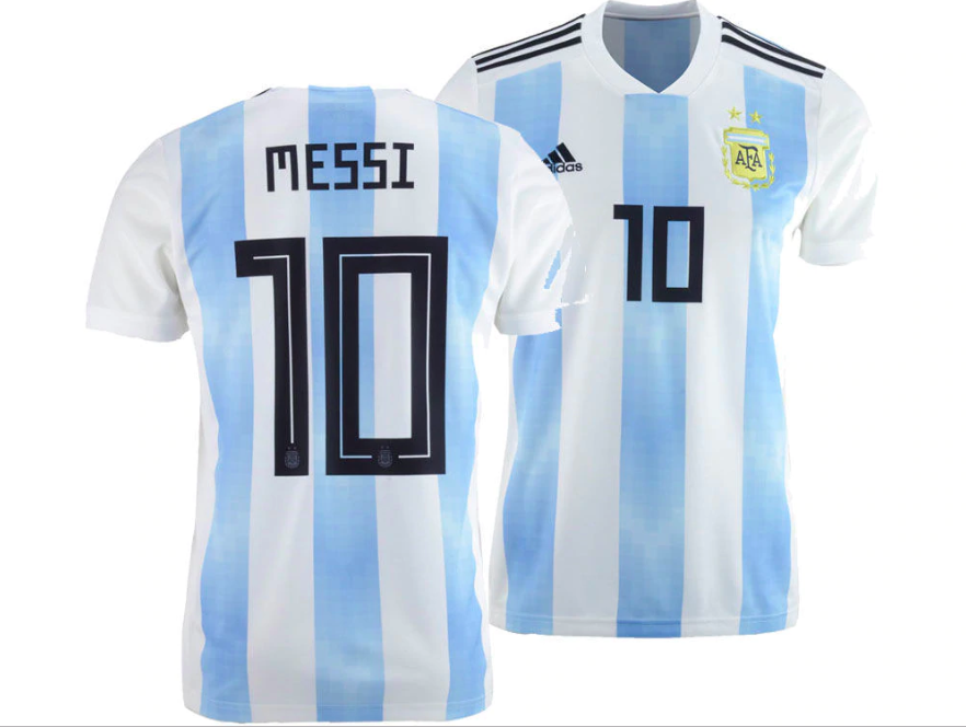 Image of Argentina Lionel Messi Men's National Jersey