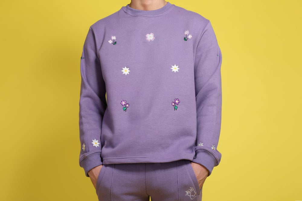 Image of Flower Garden Sweater