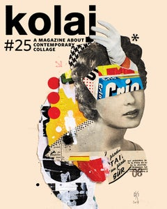Image of CURRENT ISSUE: Kolaj #25