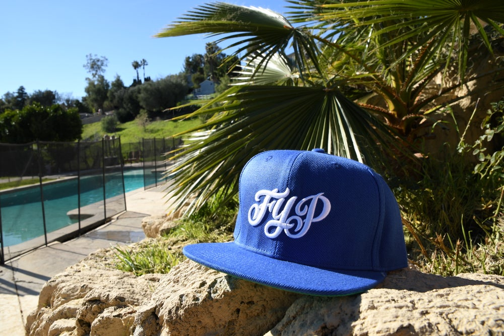 Image of OG Blue Snap Back