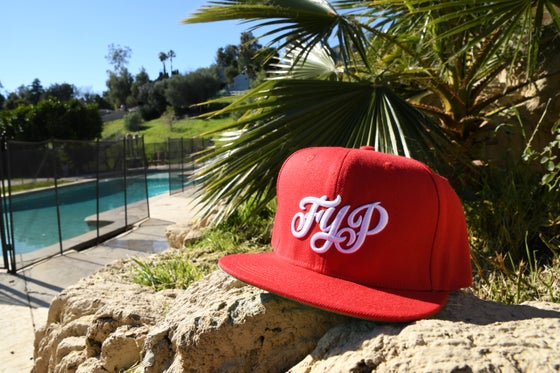 Image of OG Red Snap Back