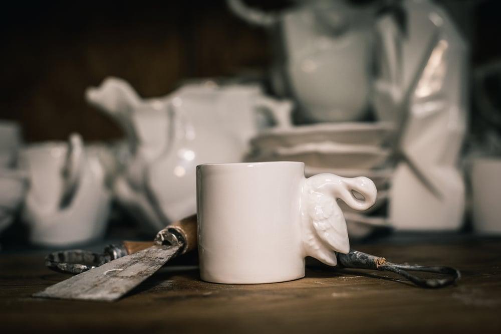 Image of Swan Espresso Cup