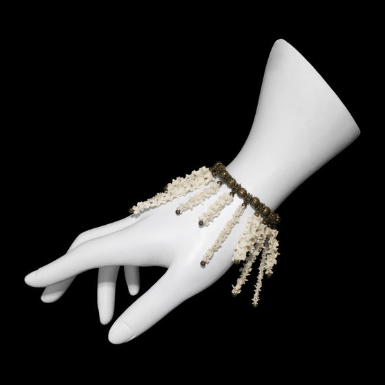 "Image of ""Damisa"" Multi-Snake Vertebrae Bracelet"