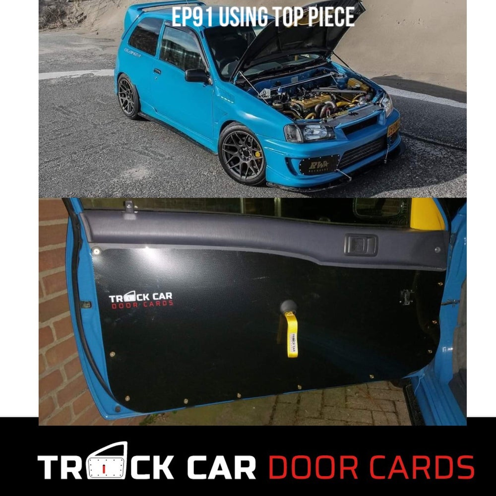 Image of Toyota EP91 Starlet - Using top piece