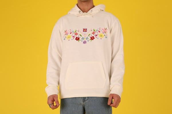 Image of Flower Patch Hoodie