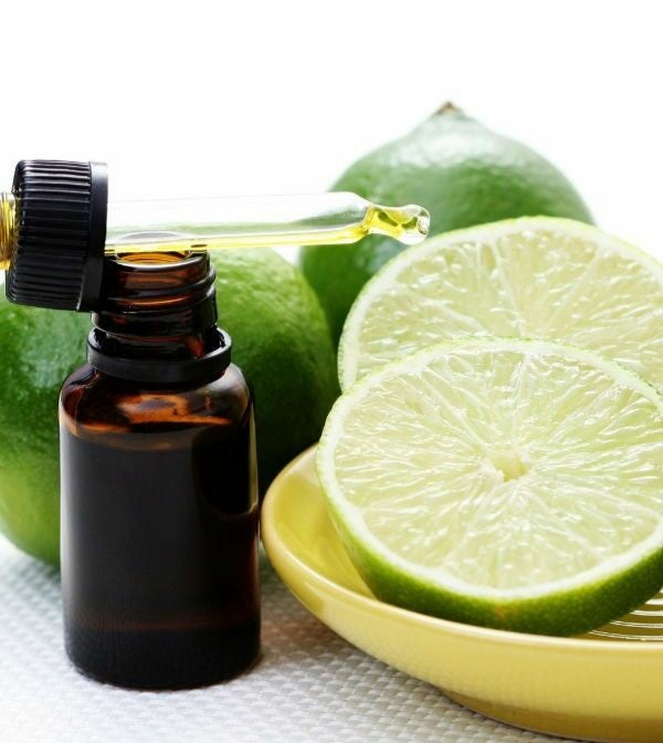 Image of Organic Lime Essential Oil