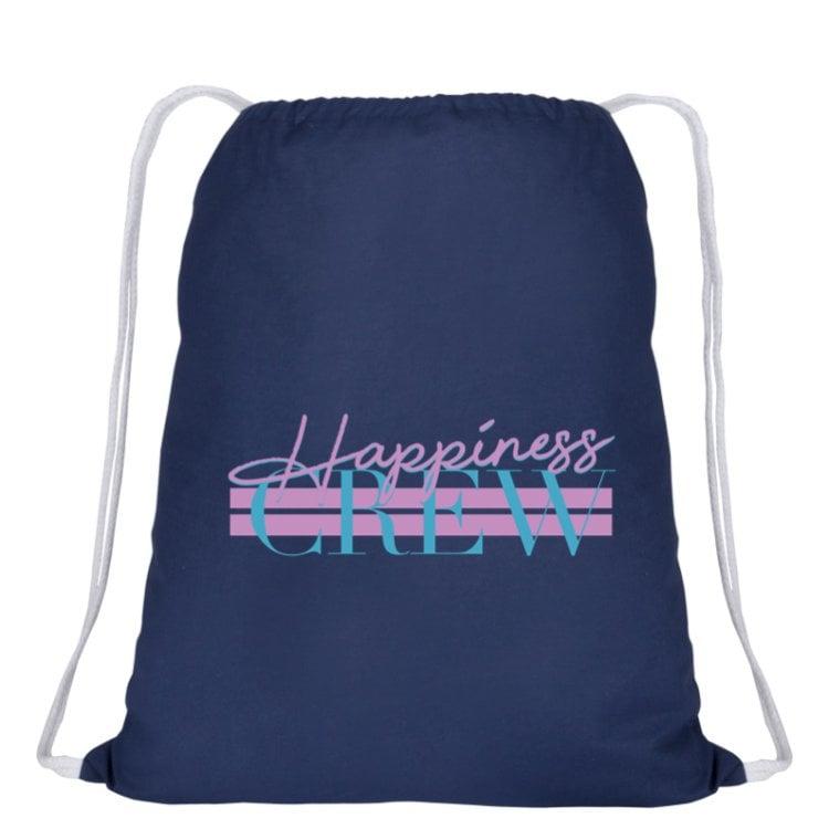 Image of New Logo Drawstring Bag