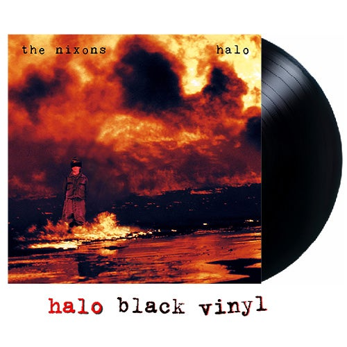 Image of Halo Black Vinyl